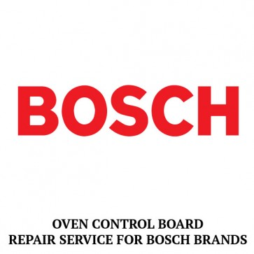 Repair Service For Bosch Oven / Range Control Board 492069