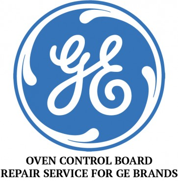 Repair Service For GE Oven / Range Control Board WB27K5048
