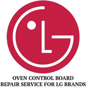 Repair Service For Lg Oven / Range Control Board 6871W1N012B