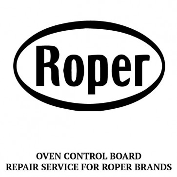 Repair Service For Roper Oven / Range Control Board 340421