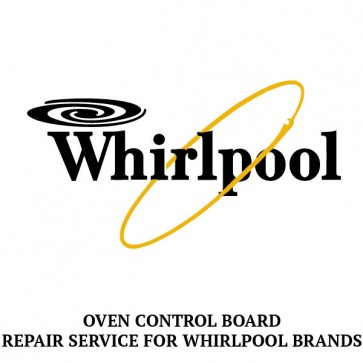 Repair Service For Whirlpool Oven / Range Control Board 3196223
