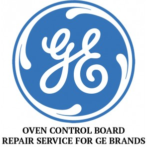 Repair Service For GE Oven / Range Control Board WB27K5052