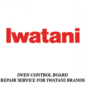 Repair Service For Iwatani Oven / Range Control Board Iwa-1500