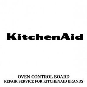 Repair Service For Kitchenaid Oven / Range Control Board W10181438