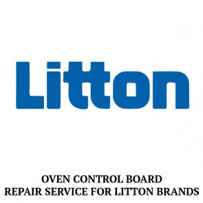 Repair Service For Litton Oven / Range Control Board 207959
