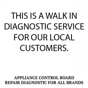Diagnostic Service For Oven / Range Control Boards